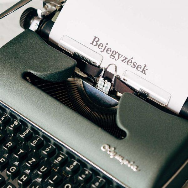 Hírek, Bejegyzések, Blog szerkesztése